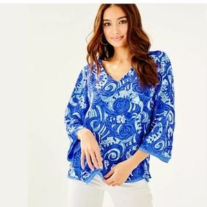 Lilly Pulitzer Florin top NWT size medium